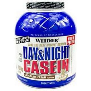 Weider Day & Night Casein Protein Chocolate 1.8kg
