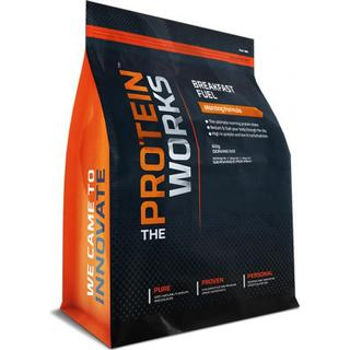 The Protein Works Breakfast Fuel Protein Shake Caramel Macchiato 1kg