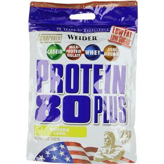 Weider Protein 80 Plus Banana 2kg