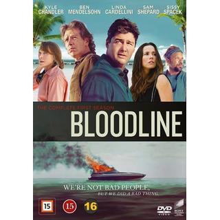 Bloodline: Säsong 1 (3DVD) (DVD 2015)