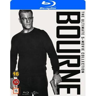 Bourne 1-5 Collection (5Blu-ray) (Blu-Ray 2016)