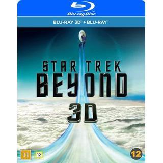 Star Trek 13: Beyond 3D (Blu-ray 3D + Blu-ray) (3D Blu-Ray 2016)