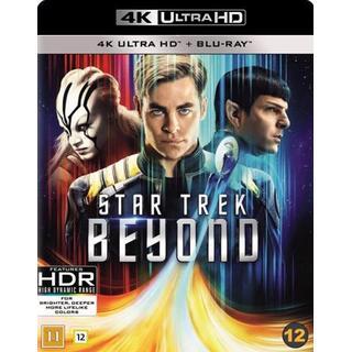 Star Trek 13: Beyond (4K Ultra HD + Blu-ray) (Unknown 2016)