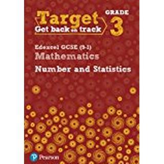 Target Grade 3 Edexcel GCSE (9-1) Mathematics Number and Statistics Workbook (Intervention Maths)