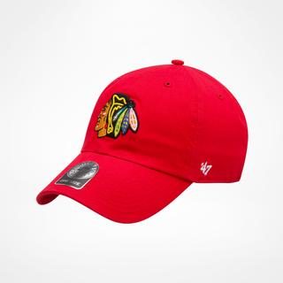 '47 Chicago Blackhawks Clean Up Cap