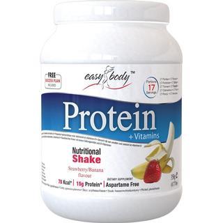 QNT Easy Body Protein Strawberry Banana 350g