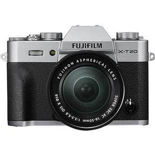 Fujifilm X-T20 + XC 16-50mm F3.5-5.6 OIS II