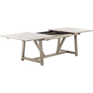 Sika Design George 200-280x100cm Trädgårdsmatbord