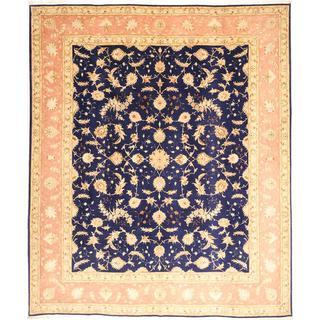 CarpetVista XVZZE335 Tabriz 50 Raj Med Silke Persisk (252x300cm)