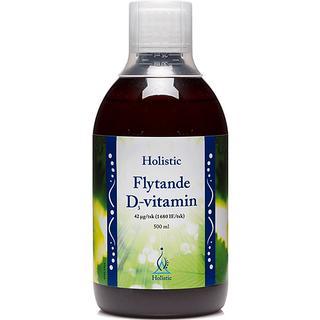 Holistic D3-vitamin Liquid 500ml