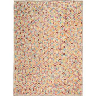 CarpetVista ABCS1415 Kelim Moderna (214x288cm) Beige