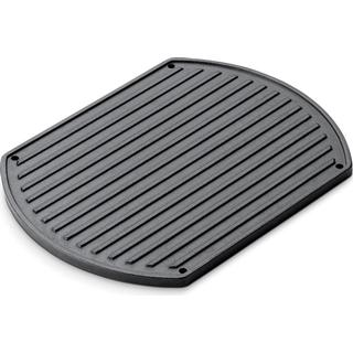Weber Oval Cast Iron Plate Small 6604