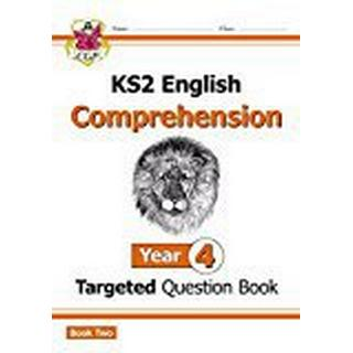 New KS2 English Targeted Question Book: Year 4 Comprehension - Book 2 (CGP KS2 English)