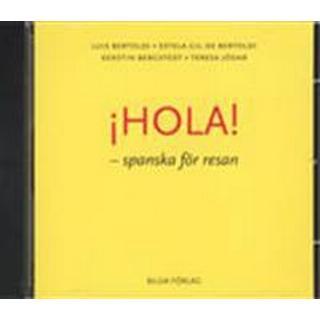 Hola - spanska för resan CD (Övrigt format, 2005)