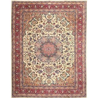 CarpetVista MRB1386 Mashad Patina Signerad: Arabpur (300x390cm)