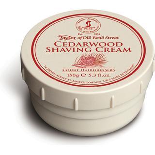 Taylor of Old Bond Street Cedarwood Shaving Cream Bowl 150g