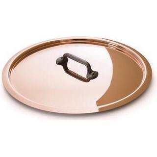 Mauviel M'250 Cuprinox Lock till kastruller och stekpannor 1 delar 18 cm