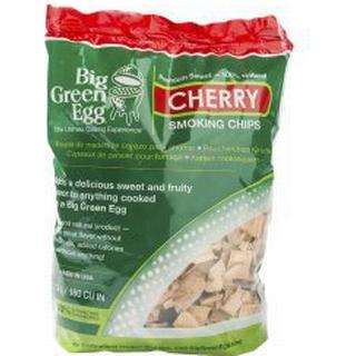 Big Green Egg Cherry Wood Chips 2.9L