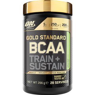 Optimum Nutrition Gold Standard BCAA Train & Sustain Strawberry & Kiwi 266g