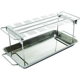 Broil King Wing Rack and Pan 64152