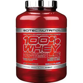 Scitec Nutrition 100% Whey Protein Professional LS Chocolate 2.35kg