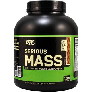 Optimum Nutrition Serious Mass Vanilla 2.72kg