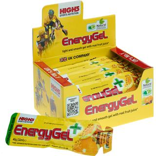 High5 Energy Gel Orange Plus 40g 20 st