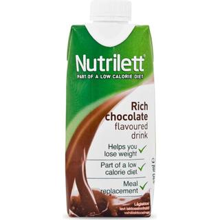 Nutrilett Hunger Control Smoothie Rich Chocolate Drink 330ml 1 st