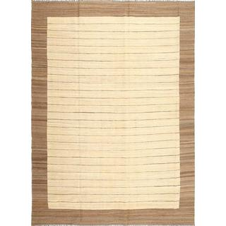 CarpetVista AXVA160 Kelim Afghan Old Style (259x352cm)