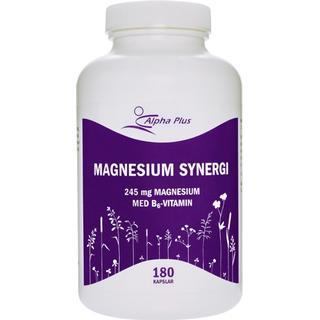 Alpha Plus Magnesium Synergi 180 st
