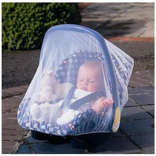 Clippasafe Infant Car Seat Insect Net