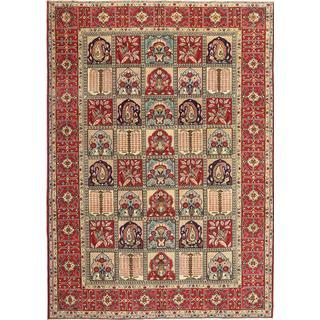 CarpetVista MRB1436 Najafabad Patina (255x360cm) Flerfärgad
