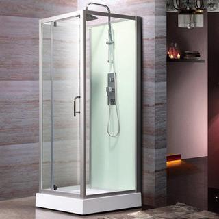 Bathlife Logi Duschkabin 800x800mm