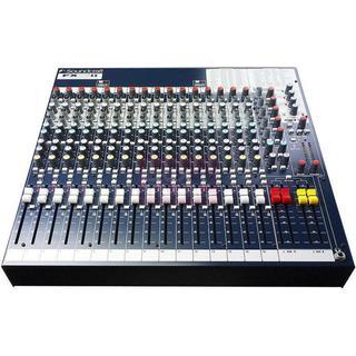 Soundcraft FX16 2