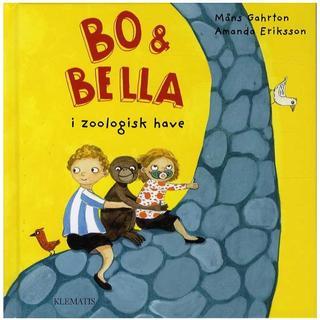 Bo & Bella i zoologisk have, Hardback
