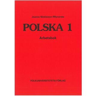Polska 1 arbetsbok (Häftad, 1979)