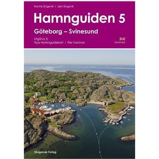 Hamnguiden 5 Göteborg - Svinesund (Spiral, 2016)