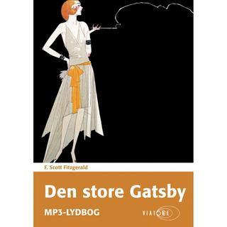 Den store Gatsby, Lydbog MP3