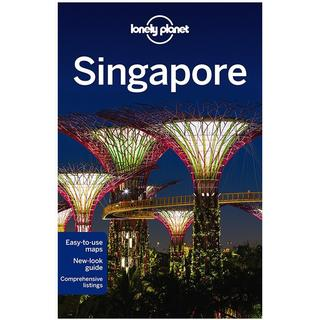 Lonely Planet Singapore (Häftad, 2018)