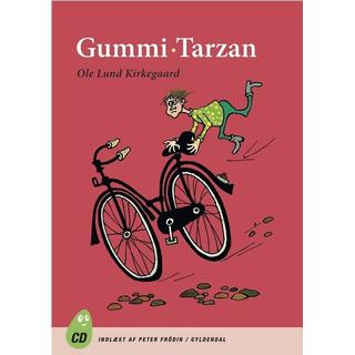 Gummi-Tarzan (Ljudbok CD, 2015)