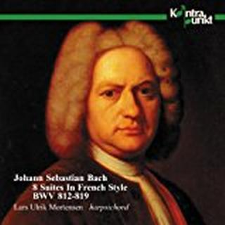 Bach: Suites, BWV812-819