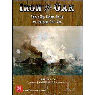 GMT Games Iron and Oak