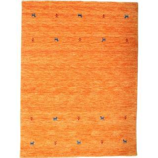 RugVista CVD15044 Gabbeh Loom (140x200cm) Orange