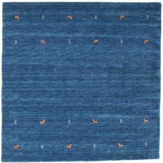 RugVista CVD15073 Gabbeh Loom (200x200cm) Blå