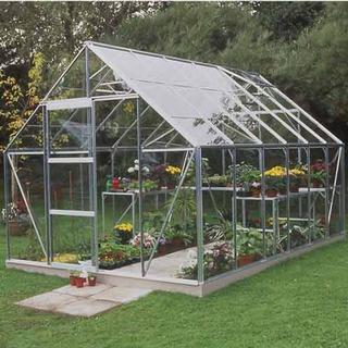 Halls Universal 128 9.9m² Aluminium Glas