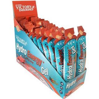 Victory Endurance Hydro Energy + Caffeine Gel Red Fruit 70g 24 st
