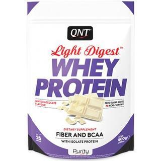 QNT Light Digest Whey Protein White Chocolate 500g
