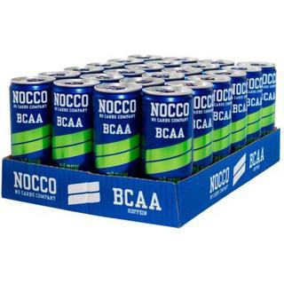 Nocco BCAA Pear 330ml 24 st