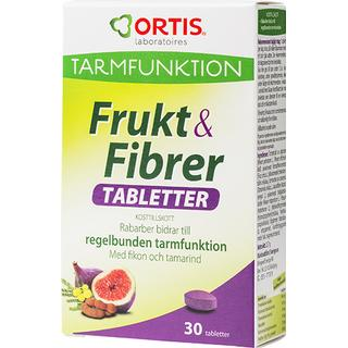 Bringwell Fruits & Fibers Tablets 30 st