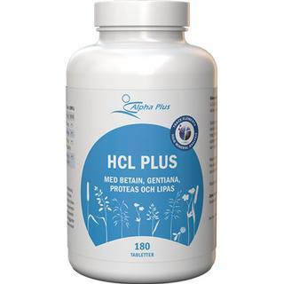 Alpha Plus HCL Plus 180 st
